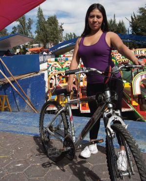 Fabiola | Por mi ciudad en bicicleta
