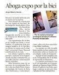 articulo El Norte - Monterrey